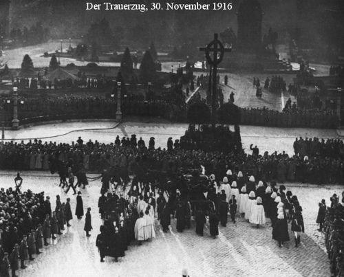 Begräbnis Kaiser Franz Joseph, Nov. 1916 by Gsida, via Flickr