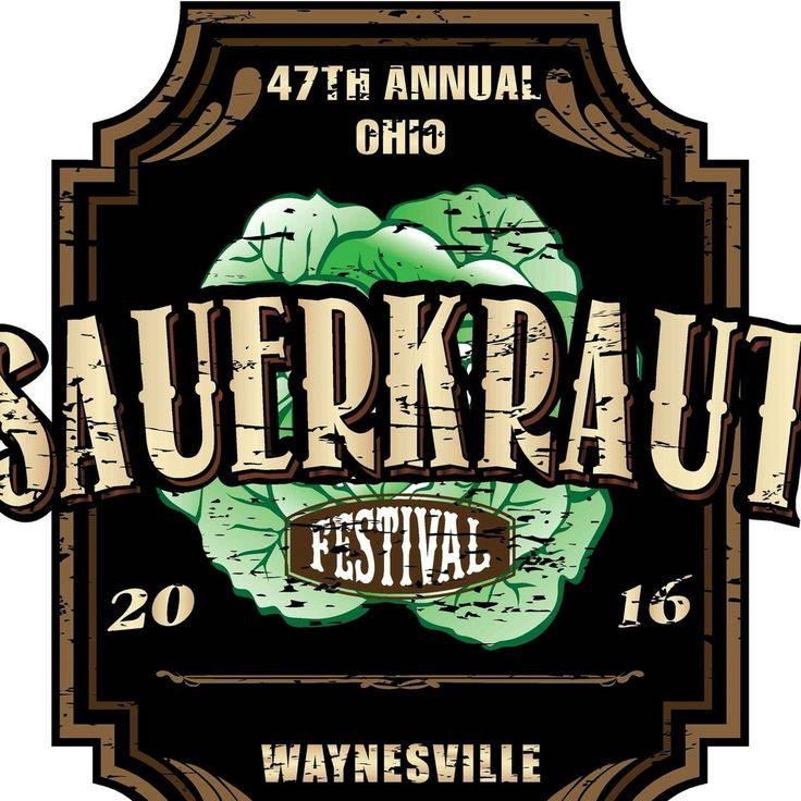 47th Annual Ohio Sauerkraut Festival, Sponsored by Quaker Heights Post Acute Care Unit, October 8th & 9th,2016. Seeking crafters! www.sauerkrautfestival.com