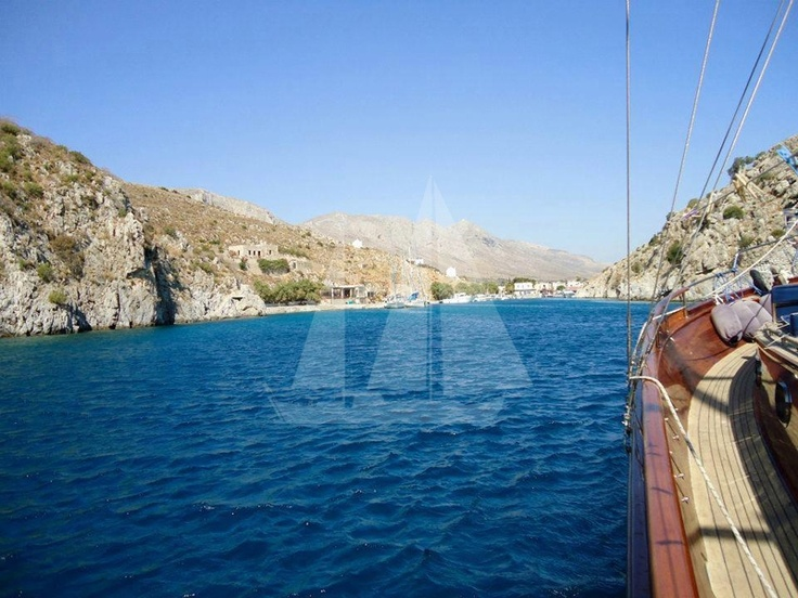 Kalymnos has a global reputation as the place of divers and sponge divers.
