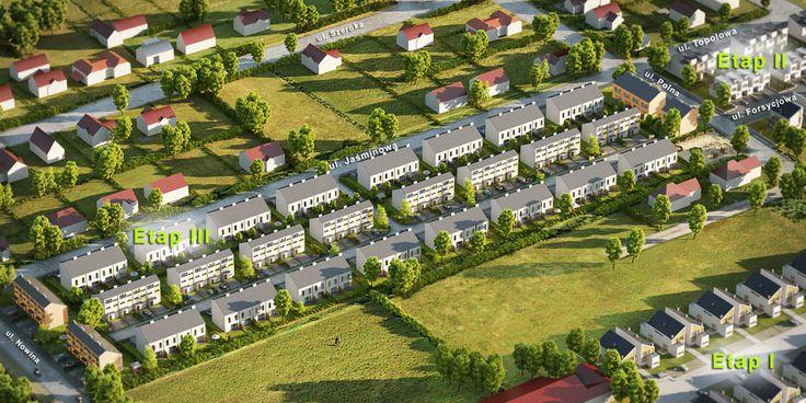 III etap budowy Osiedla Świerkowa Polana dobiega końca.