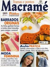 Macramé - Tramas e Pontos n.º 7 - revista completa - Mary N - Álbumes web de Picasa