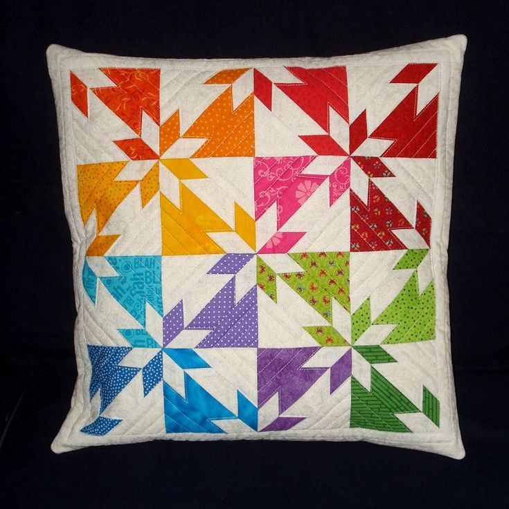 hunter star pillow cushion
