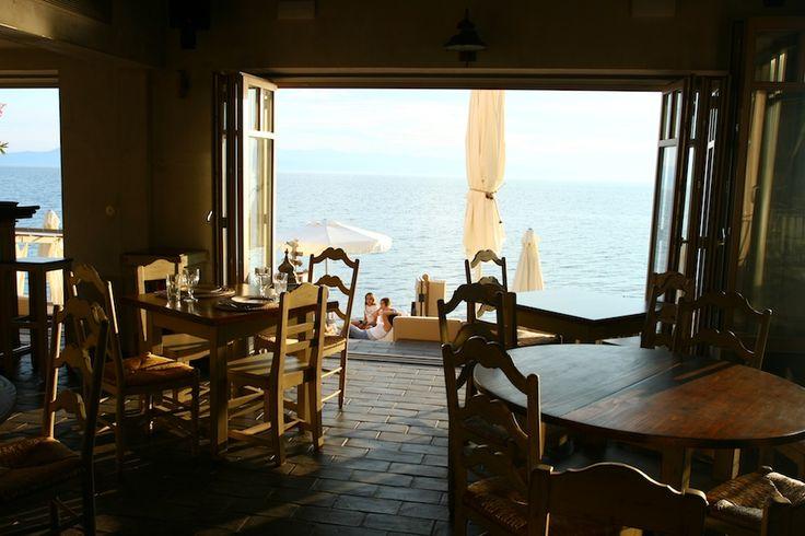 #Restaurant #Pelion #Kallifteri #Greece