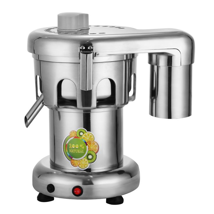 OrangeA Commercial Juice Extractor Heavy Duty Commercial Juicer Aluminum Casting and Stainless Steel Constructed Centrifugal Juice Extractor Juicing both Fruit and Vegetable (Juice Extractor)