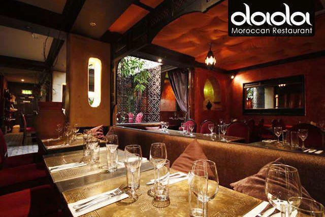€30 or €50 Food Voucher @ Dada Restaurant