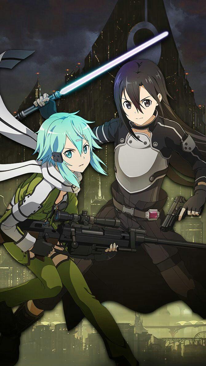 Kirito et Asuna
