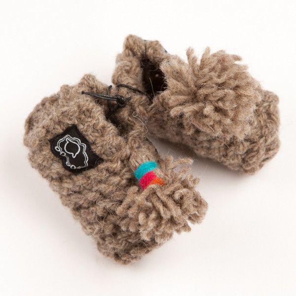 Chilean Wool Booties