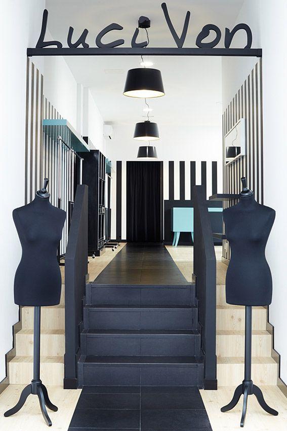 Local comercial para tienda de ropa Luci Von | Sra. Farnsworth