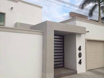 Resultado de imagen para fachadas de cocheras con cantera