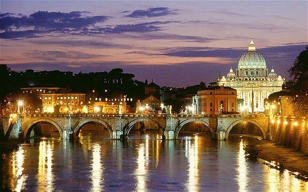 Rome lights