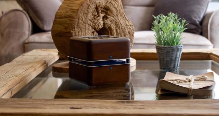 Throw out your air-con, this wooden cube cools for one cent per day - Techly