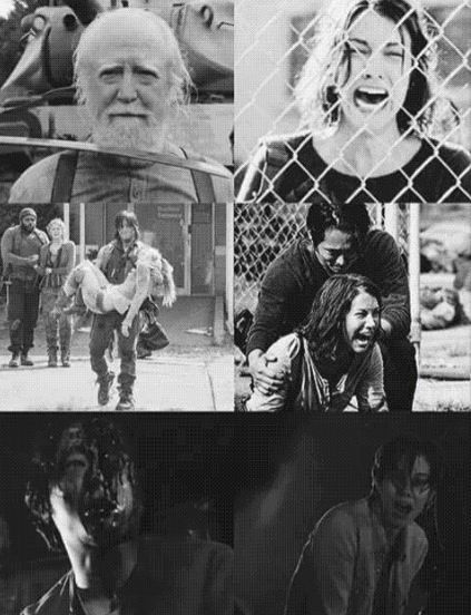 The Walking Dead Season 7 Ep. 1 'The Day Will Come When You Won't Be'