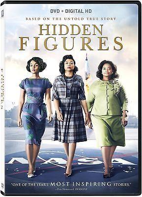 Hidden Figures DVD + Digital Brand New #HiddenFigures #dvd #newdvd #dvdmovies #movies #bluray #dvd2017 #newrelease