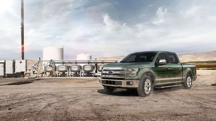 2015 Ford F150 Pickup Truck The Future of Tough