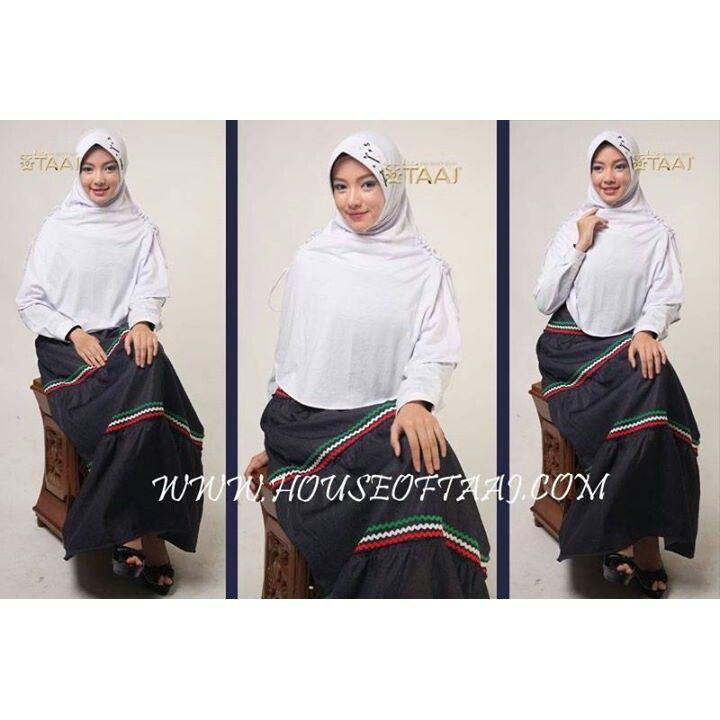 Hijab fashion, fashion abaya, denim fashion