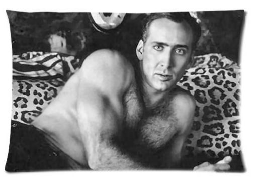 A Nicolas Cage pillowcase: $10.95 | 72 Things That Are Definitely Better Than Oprah's 72 Favorite Things