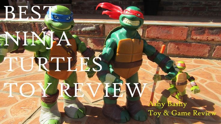NINJA TURTLES TOY REVIEW, BATTLESHELL, SPINNIN' & STRIKIN' MICHAEL ANGELO