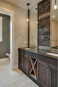 Rustic Master Bathroom On Pinterest | Modern Master Bathroom .