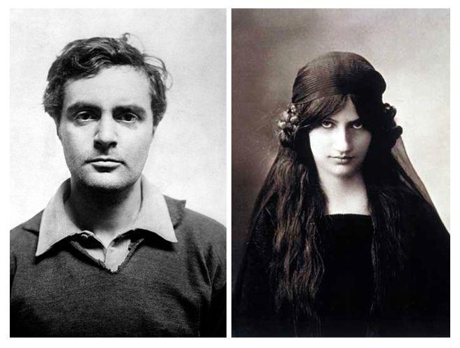 Jeanne Modigliani: 29 Best Modigliani Images On Pinterest