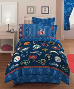 Superb @Overstock.com   Support Your Favorite Team While You Sleep Under This NFL  Bedding