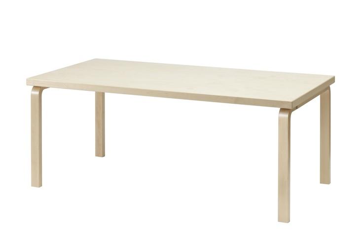 Artek - Alvar Aalto Table 83