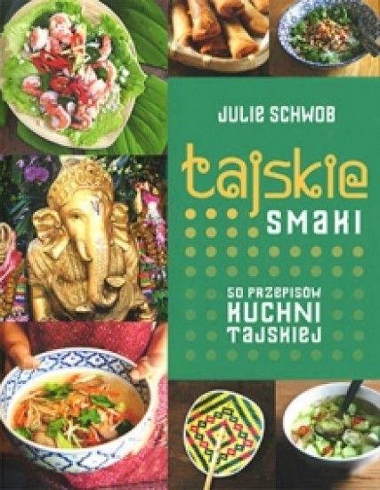 Przenieśmy się do Tajlandii i dajmy się oczarować subtelnymi mieszankami tajskiej kuchni W książce znalazło się ponad 50 sprawdzonych przepisów na tradycyjne i wyszukane tajskie potrawy: pad thai, kurczak w zielonym curry, sałatka z zielonej papai, flan z ryby w liściu bananowca, kulki ryżowe z koko