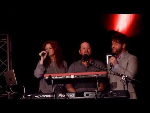 """▶ David Phelps & Charlotte Ritchie - Go Rest High On That Mountain (Germany, Lemgo 2013) ...........Listen to David Phelps & Charlotte Ritchie (and of course Jack Daniels) performing the song """"Go Rest High on That Mountain"""". Just amazing! .LOVE THE HARMONY ON THIS ONE....ESPECIALLY THE LAST HALF. :)"""