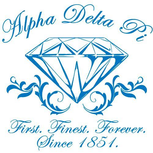 351 best Alpha Delta Pi images on Pinterest | Boom boom, Sorority ...