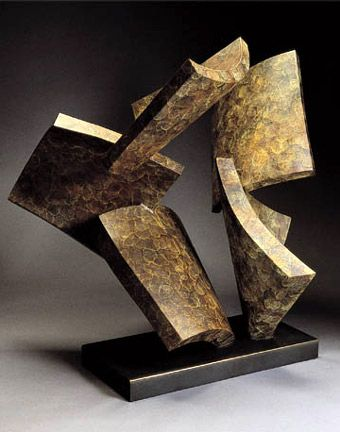 A bronze by Kevin Robb
