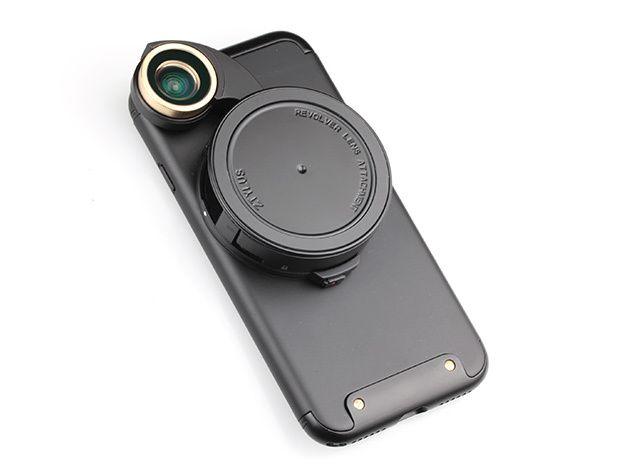 Ztylus Revolver Lens Camera Kit for iPhone 7 for $84 - http://www.businesslegions.com/blog/2017/03/06/ztylus-revolver-lens-camera-kit-for-iphone-7-for-84/ - #Business', #Camera, #Deals, #Design, #Entrepreneur, #IPhone, #Kit, #Lens, #Revolver, #Website, #Ztylus