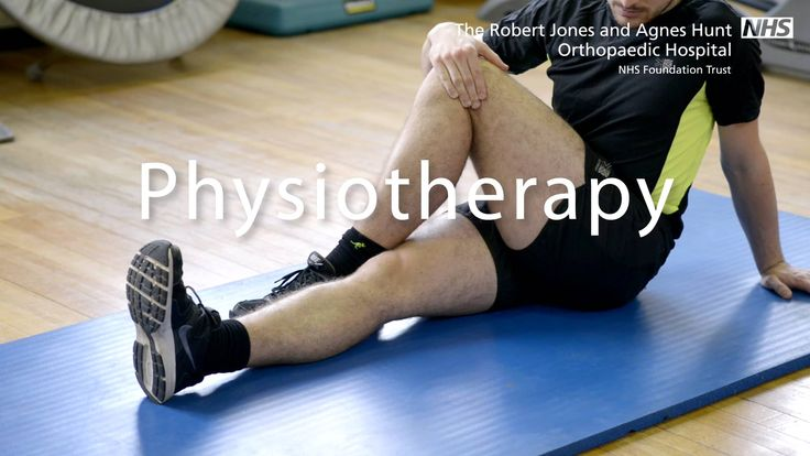 Physiotherapy - Greater Trochanteric Pain Syndrome Exercises on Vimeo