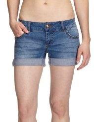 ONLY Damen Jeans Short Niedriger Bund, 15065373