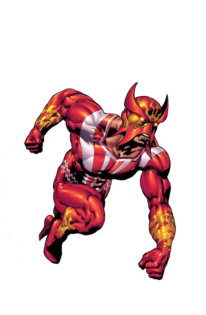 Sunfire by Mike Deodato Jr. and Rain Beredo *