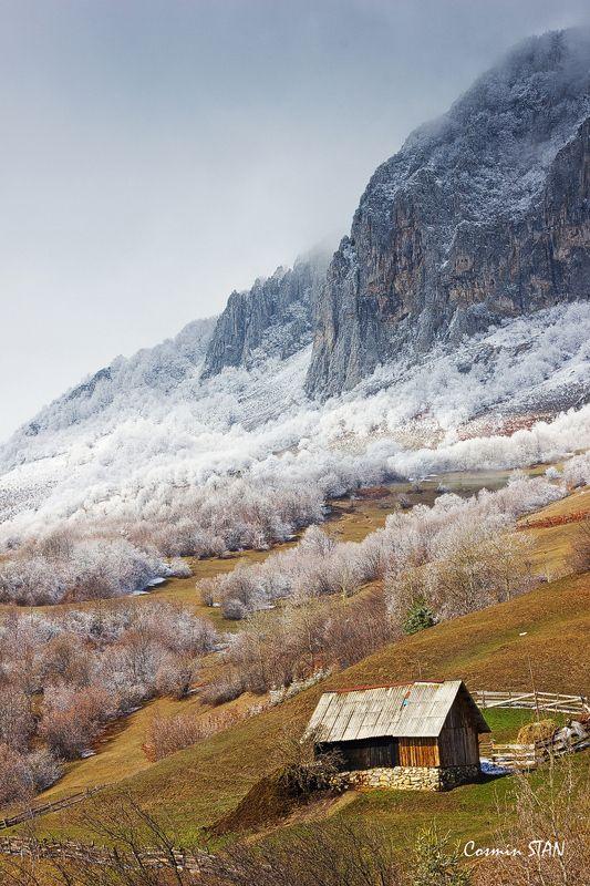 Montes Apuseni, Roménia