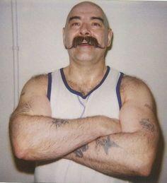 charles bronson prisoner tattoos - Google Search