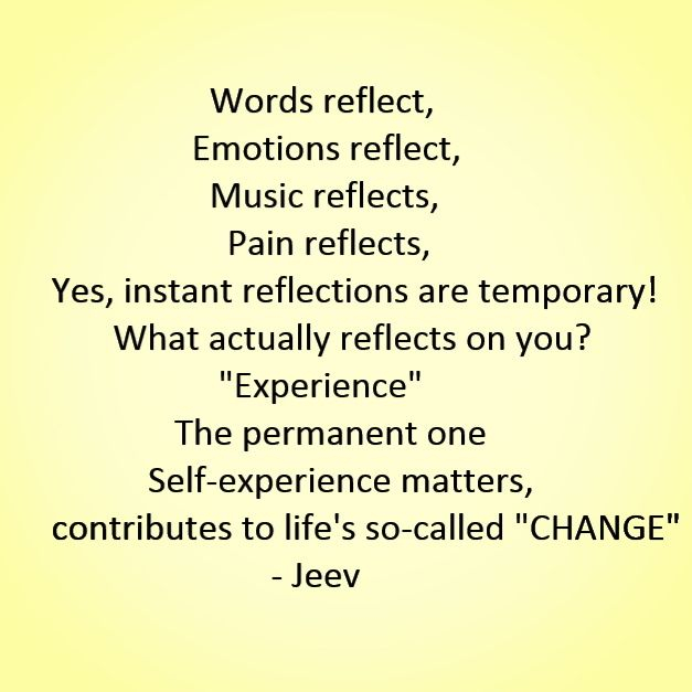 It takes courage to accept change and move on !