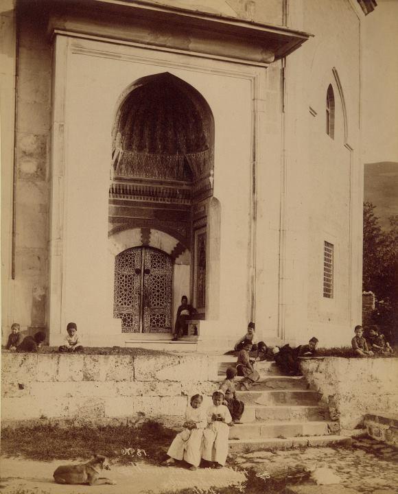 BURSA-Yeşil türbe 1894