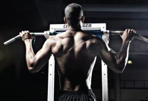 The no BS Way to Do More Pull Ups For a V-Shaped Back