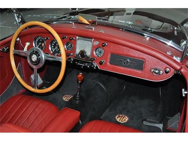 85 best images about mga magic for my don on pinterest british car red interiors and search. Black Bedroom Furniture Sets. Home Design Ideas