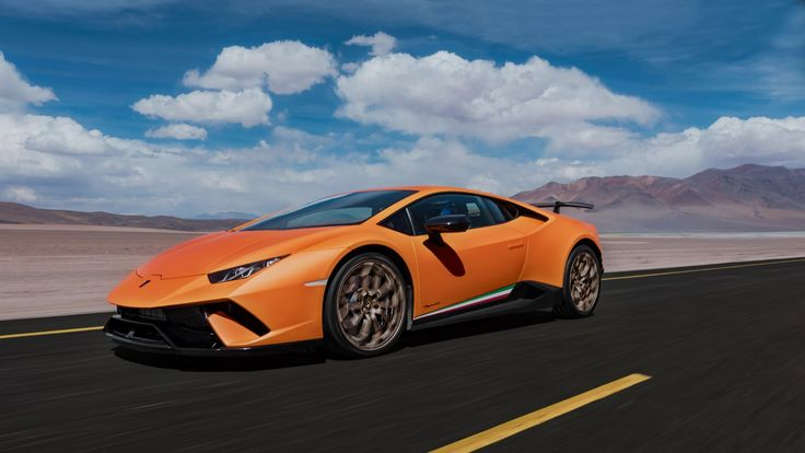 Lamborghini Huracán Performante: technical specifications, pictures, features, design, and performance