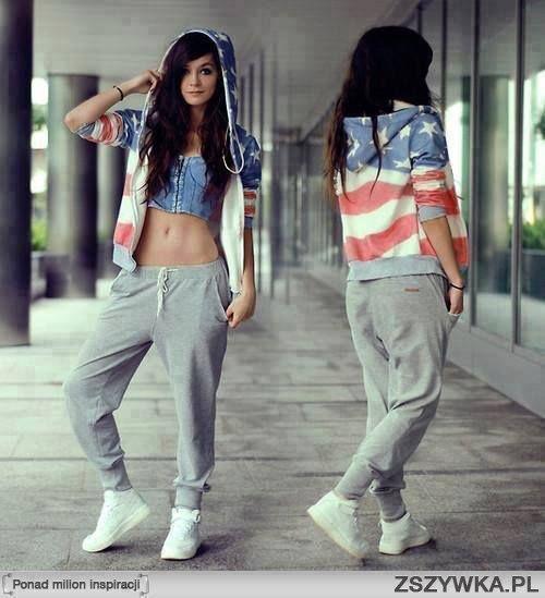 hip hop girl | via Facebook