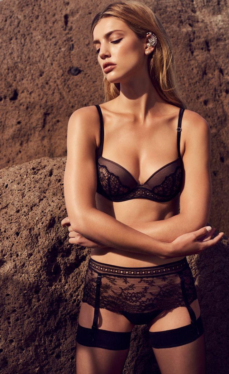 948 best form images on pinterest atelier versace black lingerie and black underwear. Black Bedroom Furniture Sets. Home Design Ideas