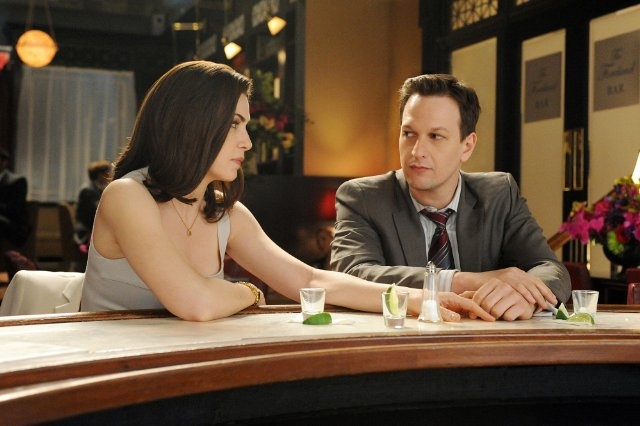 Alicia Florrick, Will Gardner -  The Good Wife