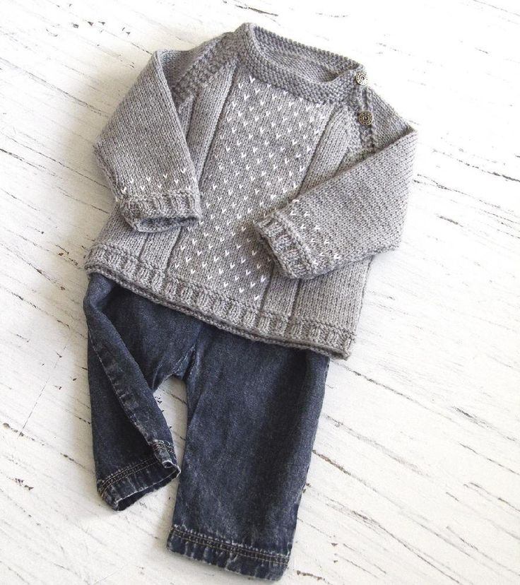 Baby round neck, side opening sweater Knitting pattern by OGE Knitwear Designs. Find this Fair Isle jumper pattern and more inspiration at LoveKnitting.Com!
