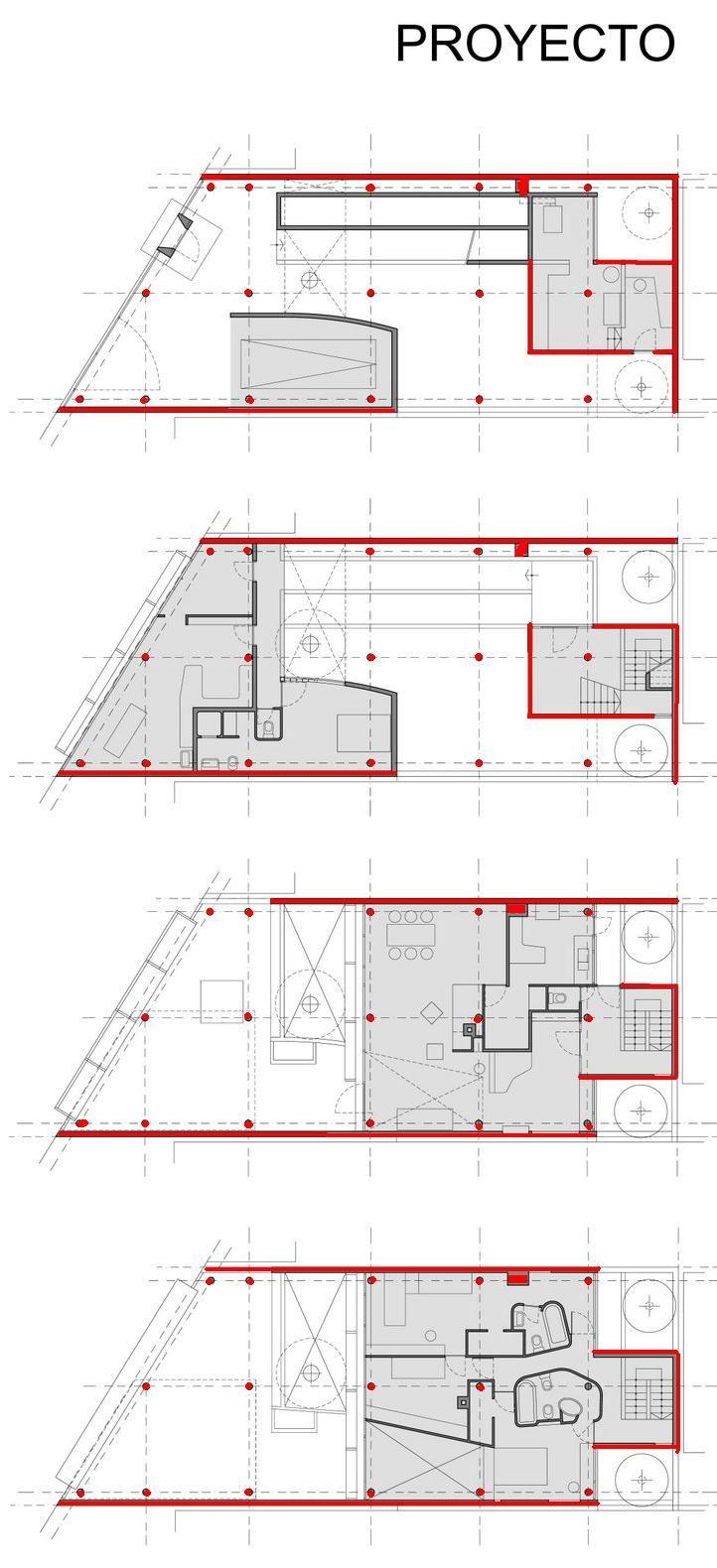 Casa curuchet casa curutchet 1949 le corbusier - Casas de le corbusier ...