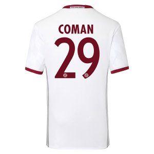 16-17 FC Bayern Munich Third Cheap COMAN #29 Replica Jersey [G311]