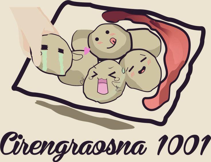 A cireng from 1001