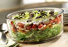 Campbell's Company Buffet Layered Salad Recipe