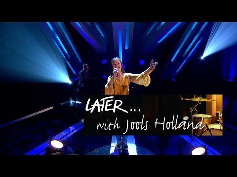 Sigrid - Don't Kill My Vibe  . . . . . Later… with Jools Holland  BBC Two  . . . #YouTube #bbc #sigrid #miles #milestone #miles7one #next #nex7 #music #worldwithoutmusic