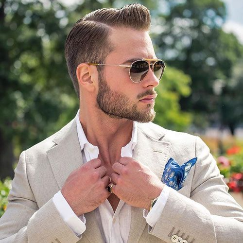 """Facebook Pinterest TwitterWhile the side part has long been consideredthe """"Gentleman's Cut"""",modern men's haircuts, styles and fashion trends have since become more creative, edgy, and versatile. Nowadays, a stylishundercut, pompadour, comb over, or flowing hairstyle can prove to be the best haircut for gentlemen. Whether you're looking for a professional look for the office or …"""